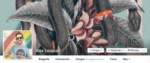 """""""Soy Alex Lorenzo… amo el diseño digital…"""""""