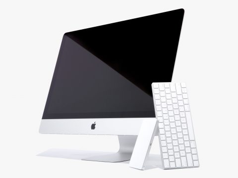 Carrera Artes Visuales e iMac