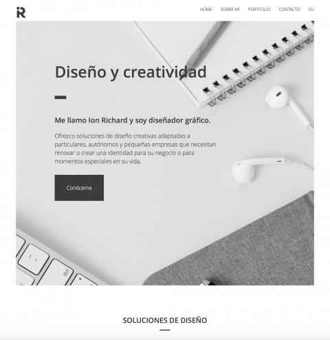 Diseño y Creatividad de Ion Richard