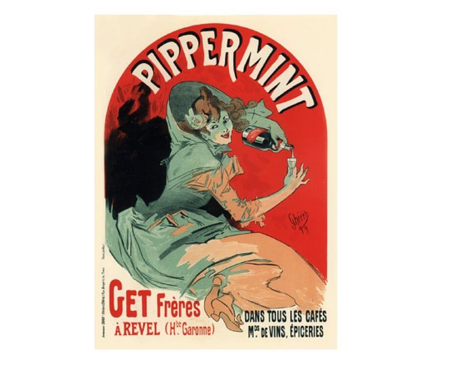 Art Nouveau Pippermint