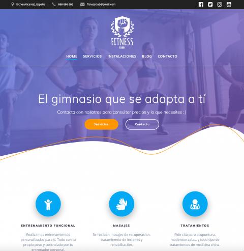 Fitness Club de Jesús Sola
