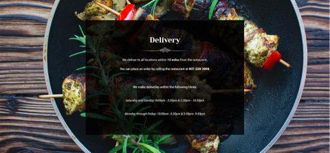 Proyecto Web Catering de Cynthia Penovi