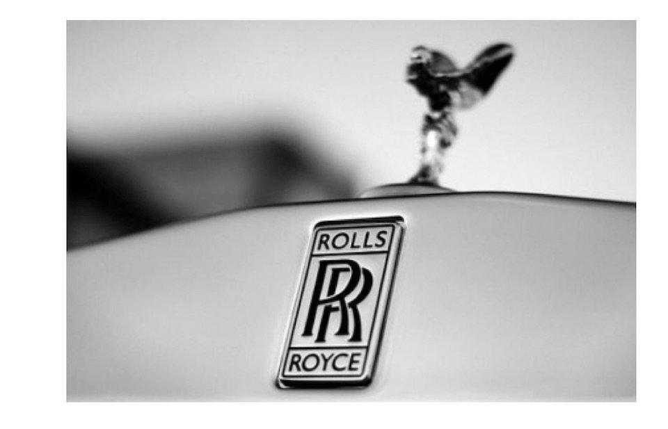 símbolo de la empresa Rolls Royce
